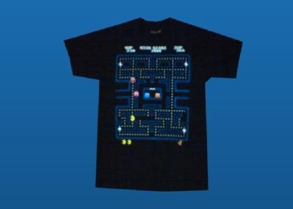 Playera Pac-Man