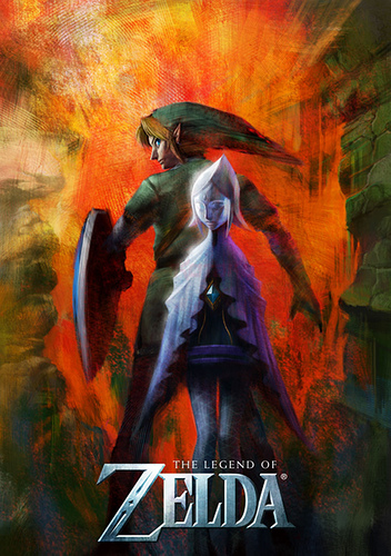 The-legend-of-zelda-artwork