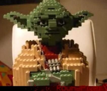 Yoda Lego