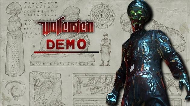 Wolfenstein-Demo
