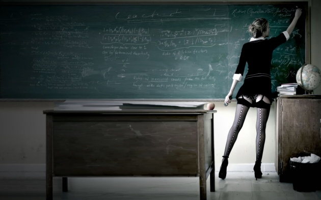 Sexy Wallpaper HD Teacher - 1280x800