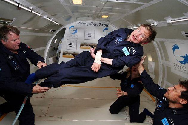 Stephen Hawking-